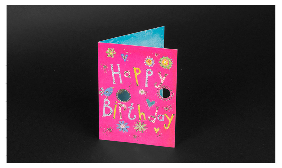 Skeet Print Greetings Cards